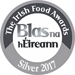 Blas na hEireann Silver Winner 2017 for Panda Pudding